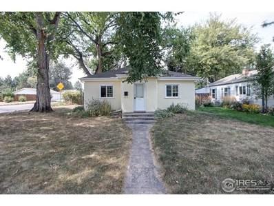 401 Park St, Fort Collins, CO 80521 - MLS#: 862766