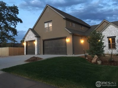 4920 Corsica Dr, Fort Collins, CO 80526 - MLS#: 862850