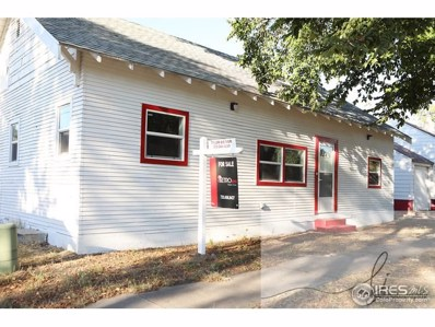 315 E 7th Ave, Fort Morgan, CO 80701 - MLS#: 862873
