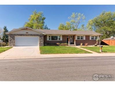 2109 Buena Vista Dr, Greeley, CO 80634 - MLS#: 862880