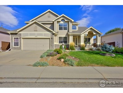 536 Saint Andrews Dr, Longmont, CO 80504 - MLS#: 862944