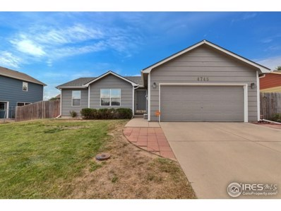 4745 Everglade Ct, Greeley, CO 80634 - MLS#: 863017