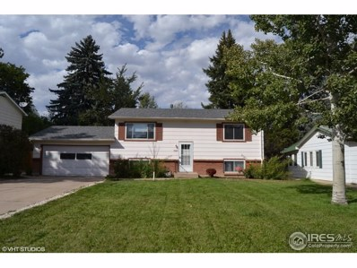 1040 E Prospect Rd, Fort Collins, CO 80525 - MLS#: 863070