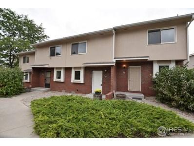 1440 Edora Rd UNIT 14, Fort Collins, CO 80525 - MLS#: 863192