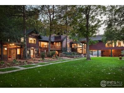 1810 Hillside Rd, Boulder, CO 80302 - MLS#: 863231
