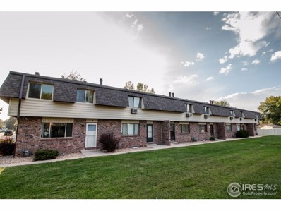 2701 19th St Dr UNIT 6, Greeley, CO 80634 - MLS#: 863245