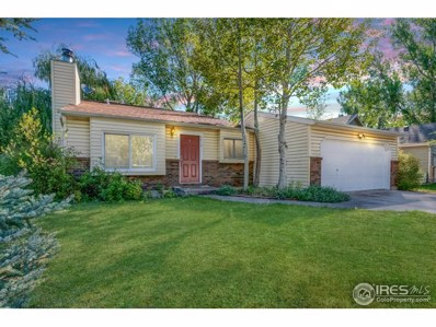 3412 Colony Dr, Fort Collins, CO 80526 - MLS#: 863249