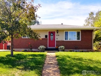 1730 27th St, Greeley, CO 80631 - MLS#: 863277