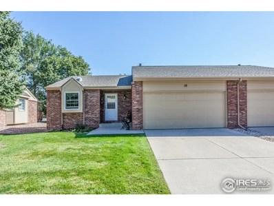 720 Arbor Ave UNIT 19, Fort Collins, CO 80526 - MLS#: 863350