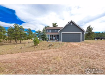 581 Cucharas Mountain Dr, Livermore, CO 80536 - MLS#: 863424