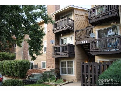 7881 Allison Way UNIT 101, Arvada, CO 80005 - MLS#: 863433