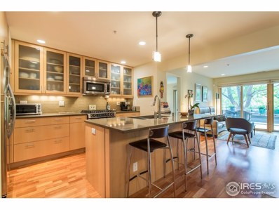 824 Walnut St UNIT C, Boulder, CO 80302 - MLS#: 863442