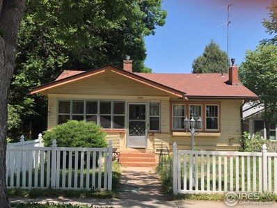 1516 W Oak St, Fort Collins, CO 80521 - MLS#: 863515