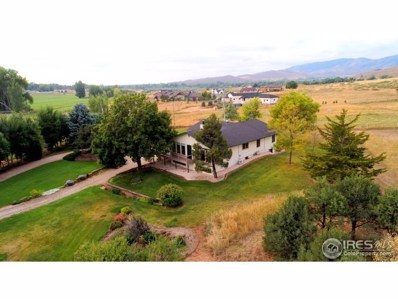 4229 Buckskin Trl, Laporte, CO 80535 - MLS#: 863532