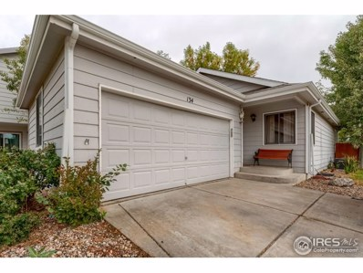134 Fossil Ct W, Fort Collins, CO 80525 - MLS#: 863621