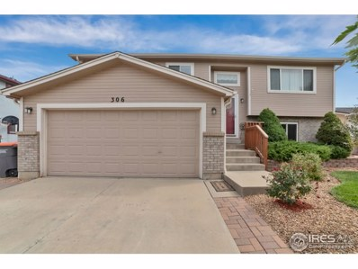 306 Hawthorn St, Frederick, CO 80530 - MLS#: 863726