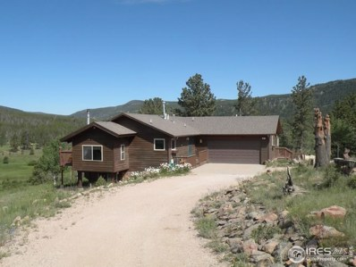 141 Tami Rd, Red Feather Lakes, CO 80545 - MLS#: 863770