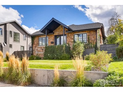 860 University Ave, Boulder, CO 80302 - MLS#: 863822