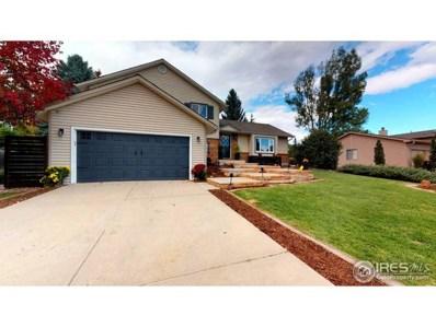 704 Collingswood Dr, Fort Collins, CO 80524 - MLS#: 863937
