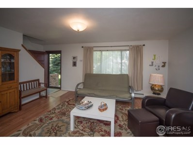 2707 19th St Dr UNIT 3, Greeley, CO 80634 - MLS#: 864243