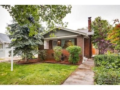 1630 Garfield St, Denver, CO 80206 - MLS#: 864329