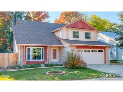 3869 Campo Ct, Boulder, CO 80301 - MLS#: 864394