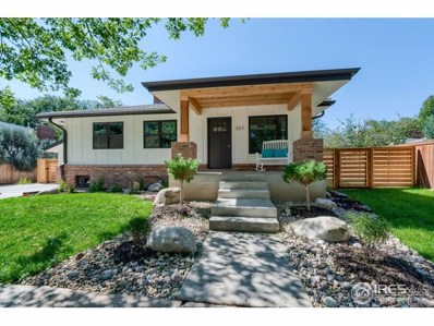 307 Wayne St, Fort Collins, CO 80521 - MLS#: 864470