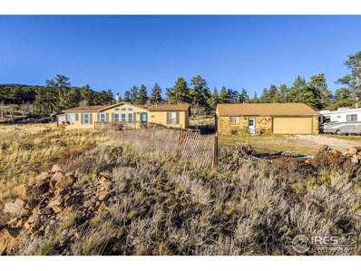 408 Navajo Rd, Red Feather Lakes, CO 80545 - MLS#: 864667
