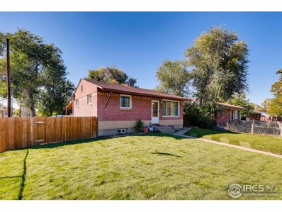 6601 Magnolia St, Commerce City, CO 80022 - MLS#: 864692