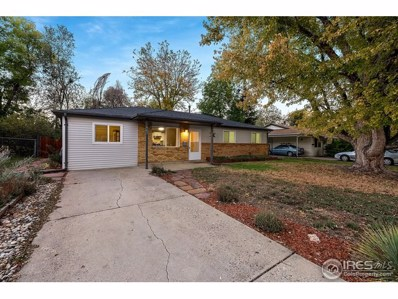407 Franklin St, Fort Collins, CO 80521 - MLS#: 864750