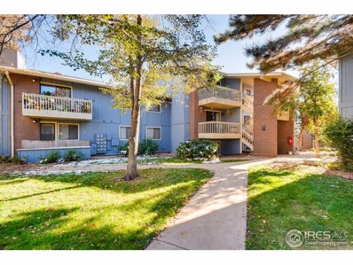 2800 Kalmia Ave UNIT C-110, Boulder, CO 80301 - MLS#: 864822