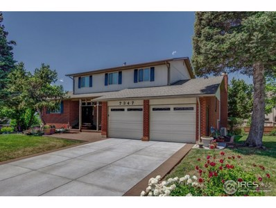 7347 Robb St, Arvada, CO 80005 - MLS#: 864863