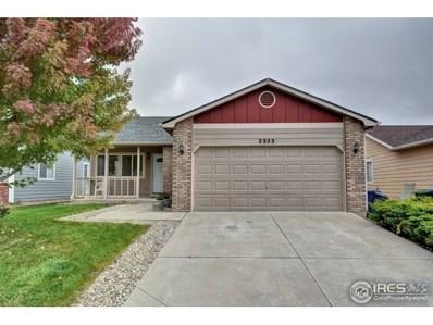 2353 Turquoise St, Loveland, CO 80537 - MLS#: 864969