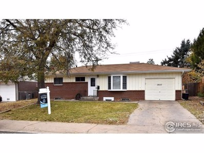 2847 15th Ave Ct, Greeley, CO 80631 - MLS#: 865073