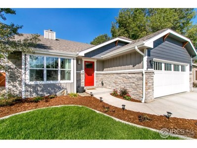 2318 Cedarwood Dr, Fort Collins, CO 80526 - MLS#: 865146