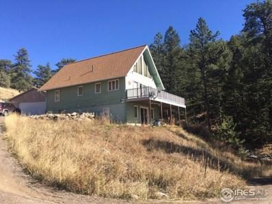 551 Copper Hill Rd, Glen Haven, CO 80532 - MLS#: 865152