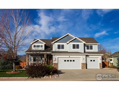 1389 Expedition Ct, Fort Collins, CO 80521 - MLS#: 865157