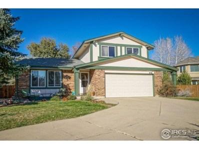 4295 Redwood Pl, Boulder, CO 80301 - MLS#: 865341