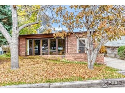 405 W Simpson St, Lafayette, CO 80026 - MLS#: 865393