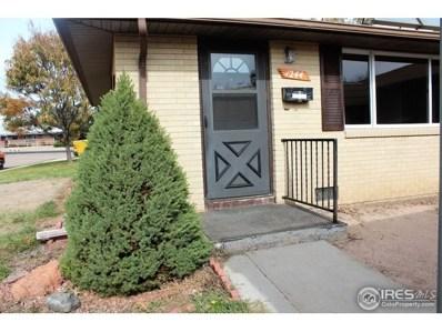 1244 Linden St, Longmont, CO 80501 - MLS#: 865481