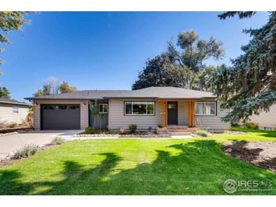 1702 N Garfield Ave, Loveland, CO 80538 - MLS#: 865550
