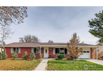 1808 Collyer St, Longmont, CO 80501 - MLS#: 865559