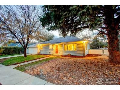 1145 Grant Ave, Loveland, CO 80537 - MLS#: 865562