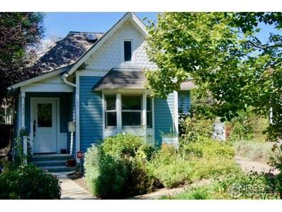 539 Baker St, Longmont, CO 80501 - MLS#: 865564