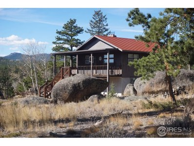208 Cimarron Rd, Red Feather Lakes, CO 80545 - MLS#: 865573