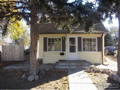 743 9th Ave, Longmont, CO 80501 - MLS#: 866034