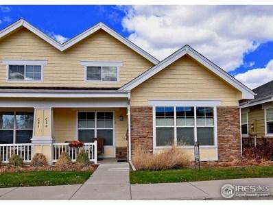 4751 Pleasant Oak Dr UNIT C80, Fort Collins, CO 80525 - MLS#: 866062