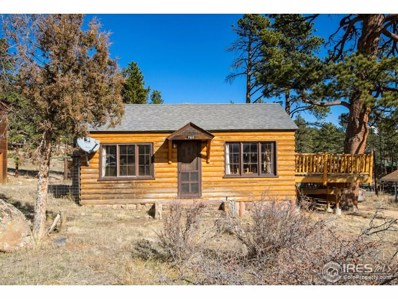 760 Larkspur Rd, Estes Park, CO 80517 - MLS#: 866140