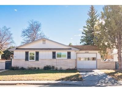 2409 W Elizabeth St, Fort Collins, CO 80521 - MLS#: 866154