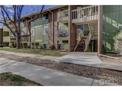 2800 Kalmia Ave UNIT B 107, Boulder, CO 80301 - MLS#: 866185